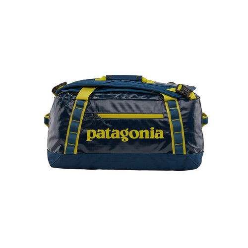 Patagonia Ultralight Black Hole Duffel Bag 40L 49338 Smolder Blue