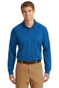 CornerStone Royal CS410LS custom business polo shirts