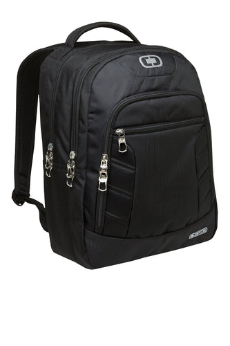 ogio colton pack 411063 black silver