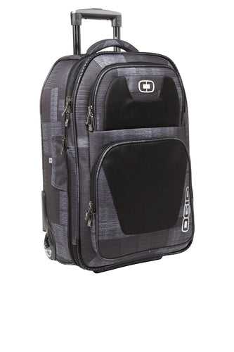 ogio kickstart 22 travel bag 413007 charcoal