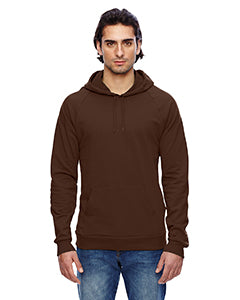 american apparel_5495w_brown_company_logo_sweatshirts