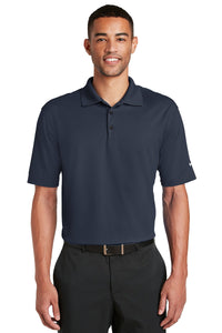 nike navy 604941 work polos with logo