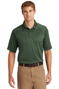 CornerStone Dark Green TLCS410 polo custom shirts