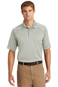 CornerStone Light Grey TLCS410  polo custom shirts