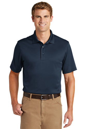 CornerStone Dark Navy TLCS412 custom team polo shirts
