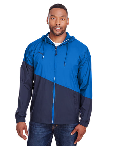 Puma Sport Adult Ace Windbreaker Lapis Blue/ Pcot