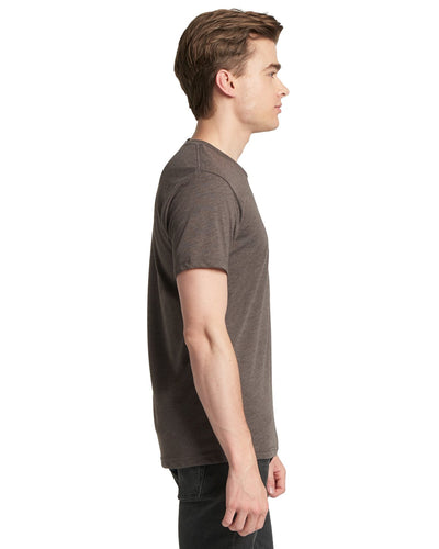 Next Level Men's Triblend Crew 6010 MACCHIATO
