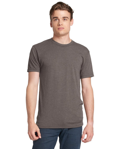Next Level Men's Triblend Crew 6010 VENETIAN GRAY