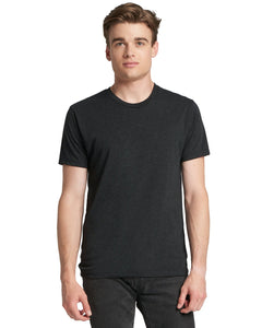 next level mens triblend crew 6010 vintage black