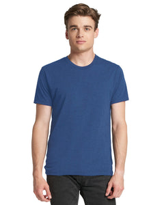 Next Level Men's Triblend Crew 6010 VINTAGE ROYAL