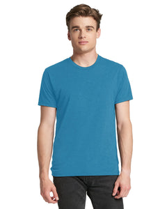 Next Level Men's Triblend Crew 6010 VINTAGE TURQ
