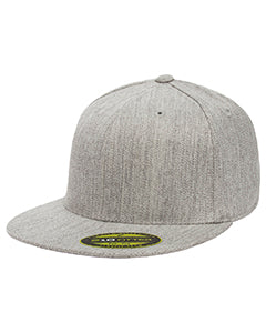 flexfit_6210_heather grey_company_logo_headwear