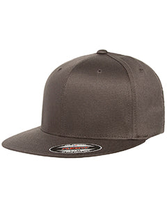 flexfit_6297f_dark grey_company_logo_headwear