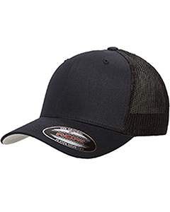 flexfit_6511_dark navy_company_logo_headwear