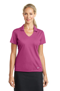 nike pink fire 637165 custom polo shirts embroidered