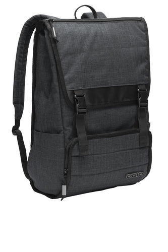 ogio apex rucksack 411090 heather grey