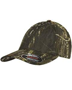 Flexfit Adult Mossy Oak® Pattern Camouflage Cap 6999 BREAK-UP