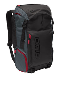 ogio torque pack 423010 black red grey
