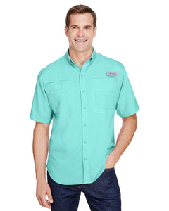 Columbia Gulf Stream 7266 custom work shirts