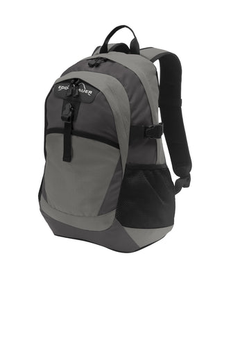 eddie bauer ripstop backpack eb910 pewter grey grey steel