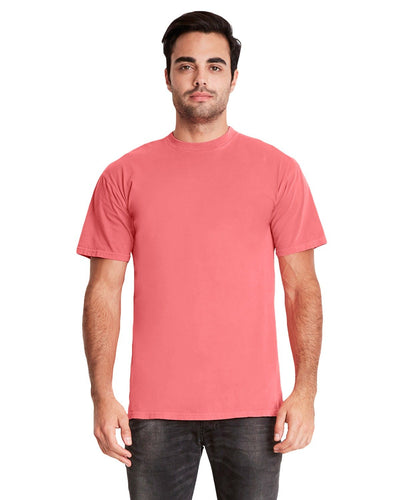Next Level Adult Inspired Dye Crew 7410 Guava