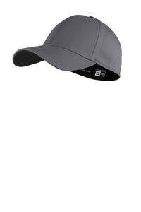 New Era Interception Cap NE1100 Graphite/ Black