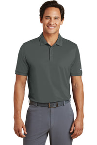 nike anthracite 799802 quality polo shirts with company logo