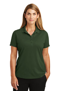 CornerStone Dark Green CS419  polo shirts with logo embroidery