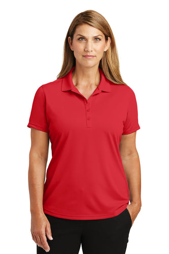 CornerStone Red CS419  polo shirts with company logo