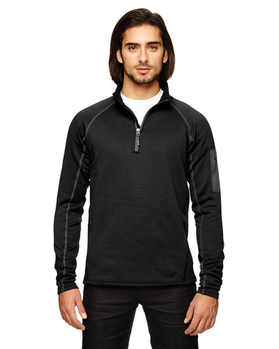 Marmot Black 80890 custom embroidered sweatshirts