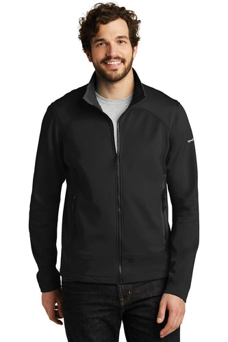 Eddie Bauer Black EB240 custom jackets with logo