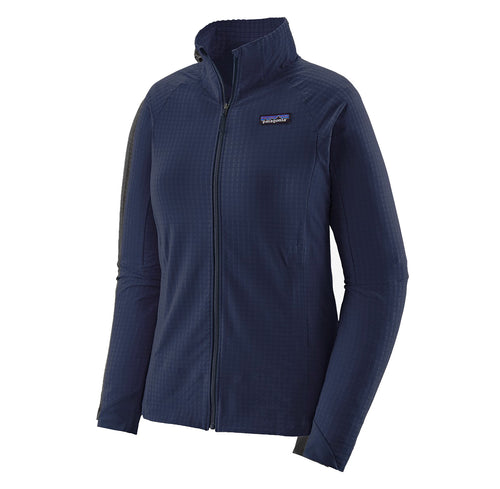 Patagonia Women's R1 TechFace Jacket 83660 Classic Navy