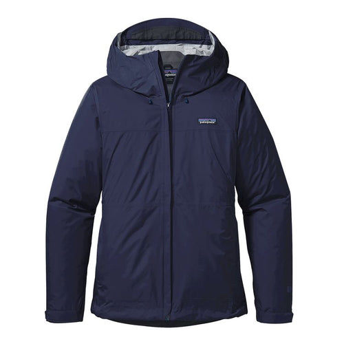 Patagonia Women's Torrentshell Jacket 85245 Classic Navy