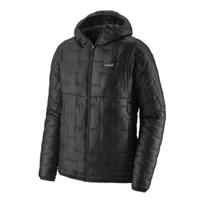 Patagonia Men's Micro Puff Hoody 84030 Black