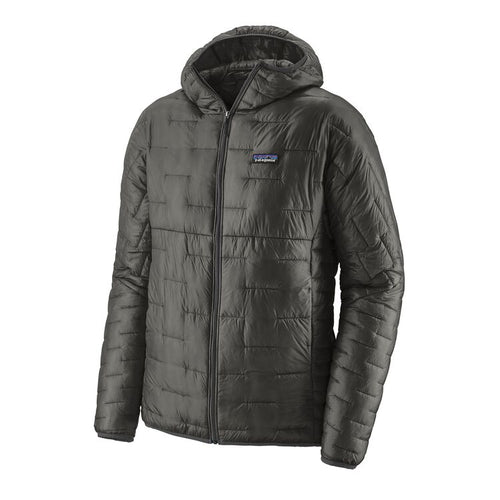 Patagonia Men's Micro Puff Hoody 84030 Forge Grey