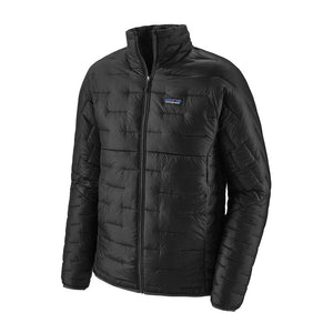 Patagonia Men's Micro Puff Jacket 84065 Black