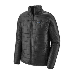 Patagonia Men's Micro Puff Jacket 84065 Forge Grey