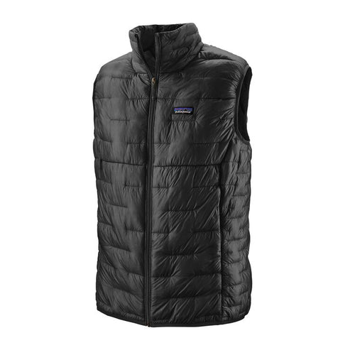 Patagonia Men's Micro Puff Vest 84075 Black