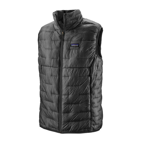 Patagonia Men's Micro Puff Vest 84075 Forge Grey