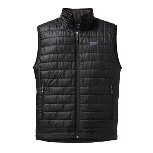 Patagonia Men's Nano Puff Vest 84242 Black