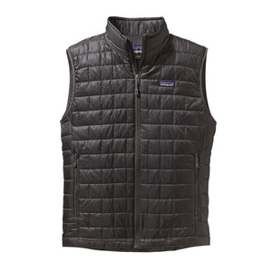 Patagonia Men's Nano Puff Vest 84242 Forge Grey