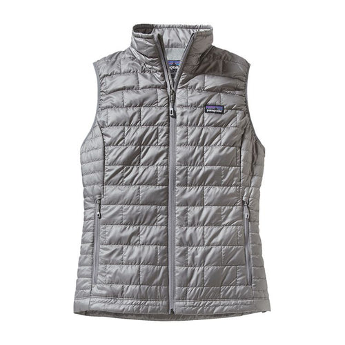 Patagonia Women's Nano Puff Vest 84247 Feather Grey
