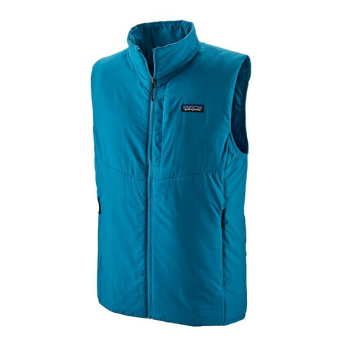 Patagonia Men's Nano-Air Vest 84272 Balkan Blue