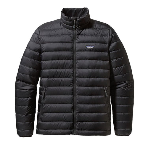 Patagonia Men's Down Sweater Jacket 84674 Black