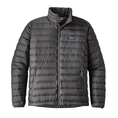 Patagonia Men's Down Sweater Jacket 84674 Forge Grey