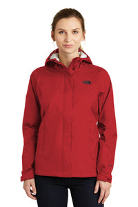 The North Face Rage Red NF0A3LH5 company logo jackets
