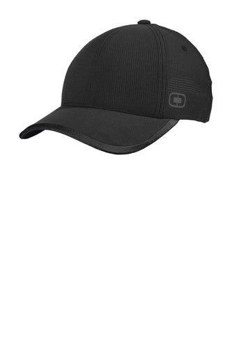 ogio flux cap og601 blacktop