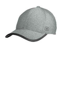 ogio flux cap og601 heather gear grey