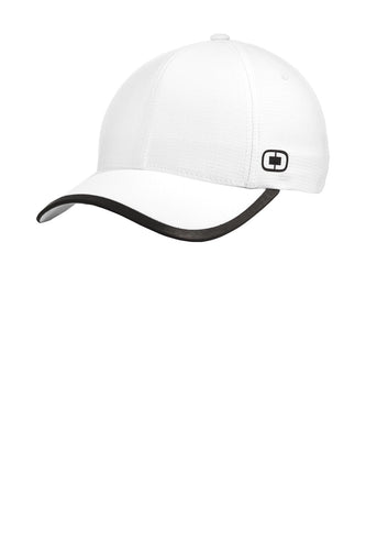 ogio flux cap og601 white