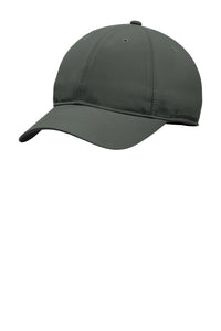 nike dri-fit tech cap nkaa1859 anthracite/ white